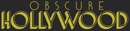 Obscure Hollywood Logo